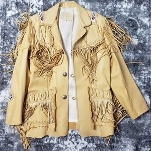 Mealey's Pitic by Arturo Leather Native Fringe